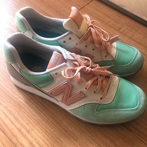 New Balance 996 size is 8 never use before